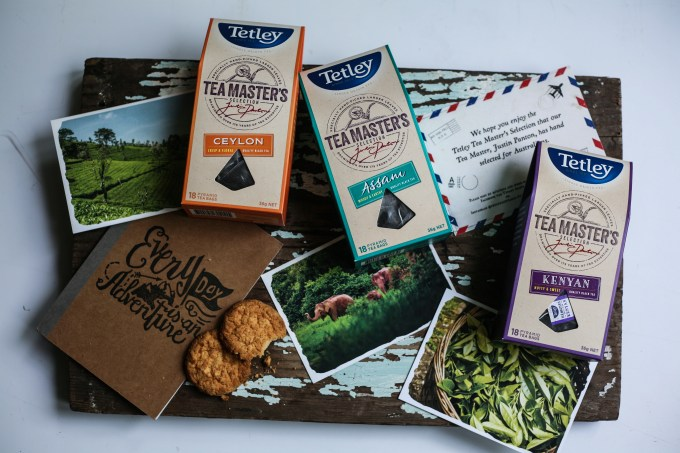 Tetley Tea Master's Range