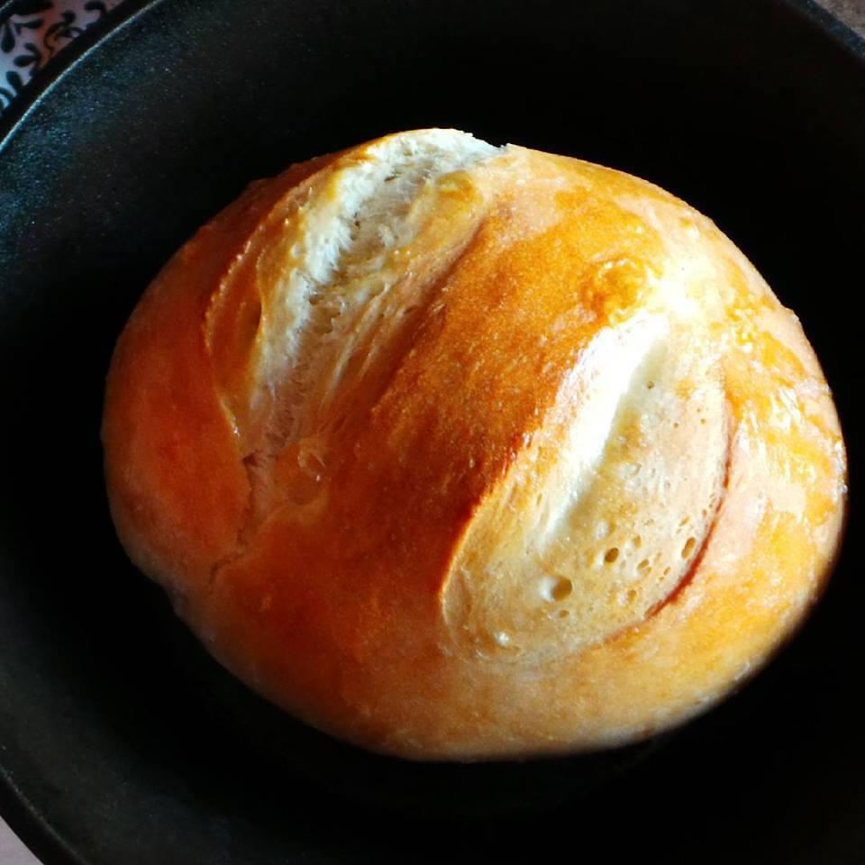 Jenn's No-Fuss Jamaican Hard Dough Bread