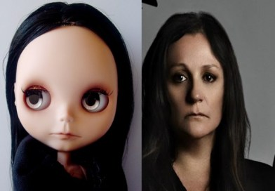 "New One Customized OOAK Blythe Doll ""Kelly Cutrone model #2"""