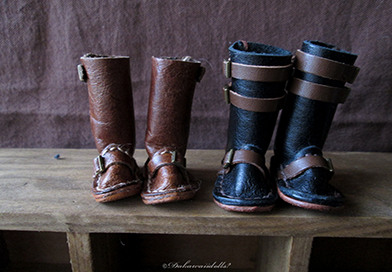 Andie Boots01 1st Edtion 1113