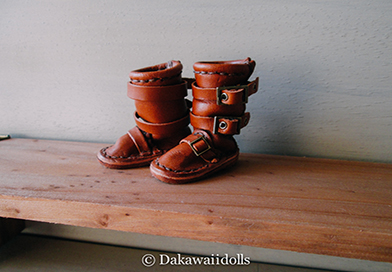 Andie Boots04 2nd Edtion 0415