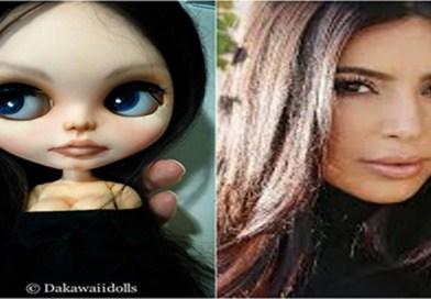 "New Blythe Custom ""Mini Kim Kardashian"""