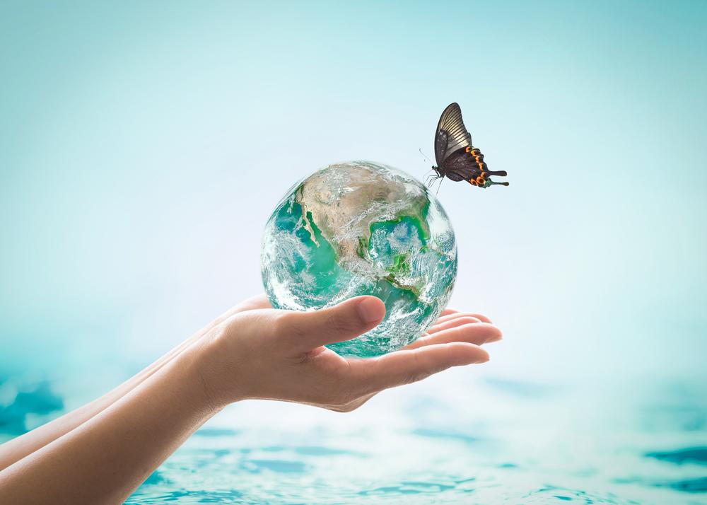 Secador de mão meio ambiente e sustentabilidade