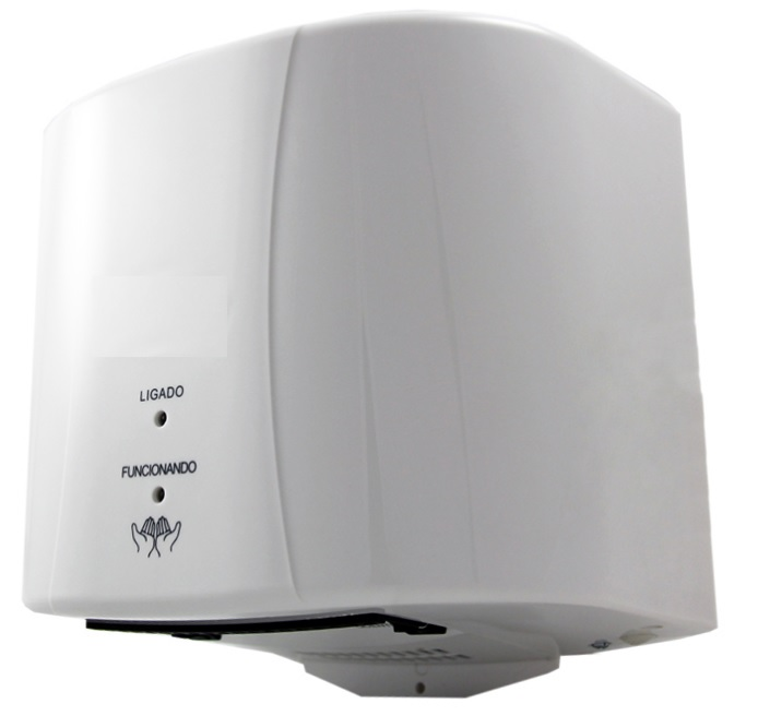 Secador de Mãos Automático Eco Speed plus