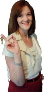 DaLea Ellis has your keys to your new northwest Las Vegas home