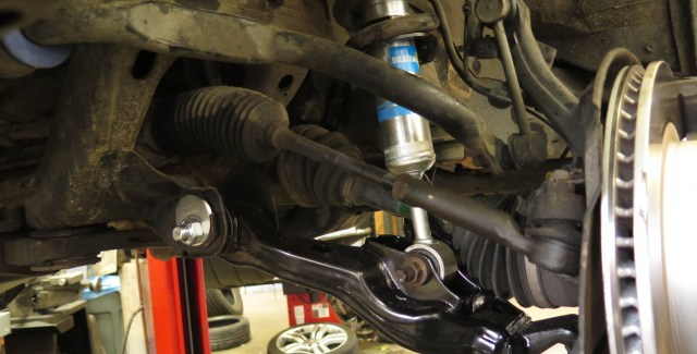 '09+ Toyota Tacoma getting a set of Bilstein 5100 struts and shocks