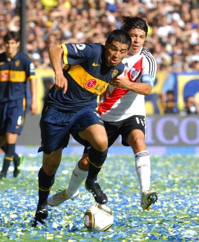 Las mejores fotos de Boca 2 – River 0 (Clausura 2010)   Dame Pelota