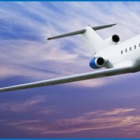 """Featured Private Jets for """"Best Of"""" Issue of Upscale Living Magazine"""