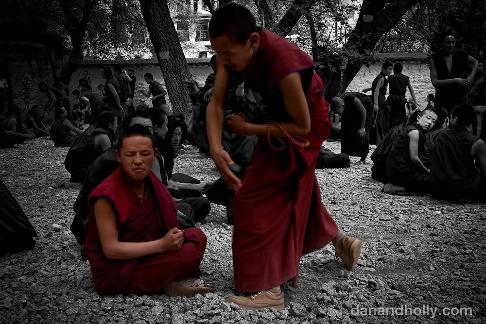 POTW: Sera Monastery Debate