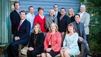 2016 Dana Point Chamber of Commerce Board of Directors