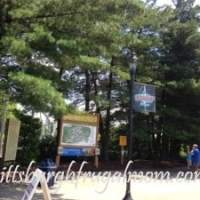 A DAY AT KENNYWOOD AMUSEMENT PARK
