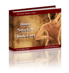 3D-Home Stretch Back Care