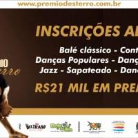 INSCRIÇÕES ABERTAS PARA O PRÊMIO DESTERRO 2012 –  3° FESTIVAL DE DANÇA DE FLORIANÓPOLIS