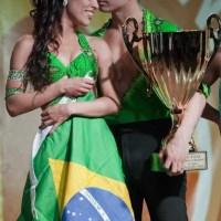 Carine Morais y Rafael Barros são Bicampeões do Salsa Open!