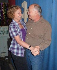 Fredda and Jim Dugas