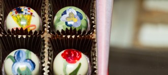 Chocolate Bonbons for graduation, mother's day and any special day