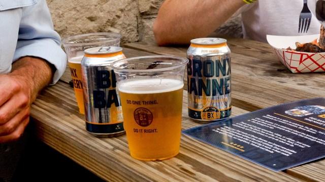 The Bronx Brewery Bronx Banner Bronx Narratives
