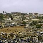 ガーナ観光