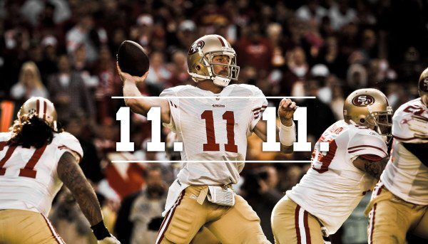 Alex Smith Day, 11-11-11