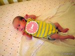 Abigail at 1 Month
