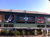 Going to watch the Dbacks take on the Rockies.