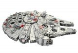 The Lego Millennium Falcon!