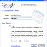 Sync Two Microsoft Outlook Calendars –  With Google!
