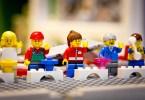 Lego toy family