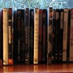 Film DVD cases