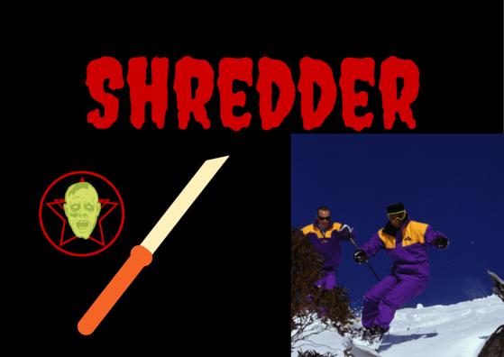 shreddertitle