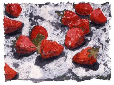 Strawberries, 1990.