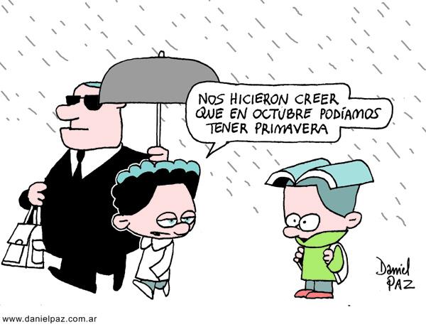 """""""primavera cero"""" por Daniel Paz"""