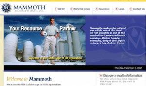 Mammoth Resource Partners