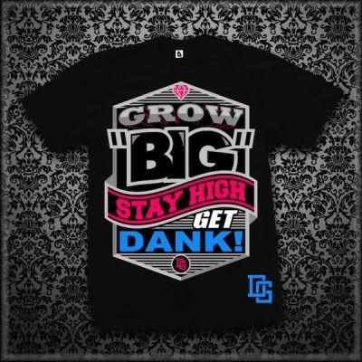 Grow Big Shirt Thumb