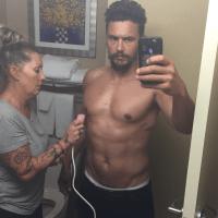 Shirtless Saturday: James Franco Gets His Nipples Shaved