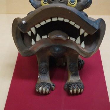 沖繩世界 文化王國 王國歷史博物館 日本獅子2