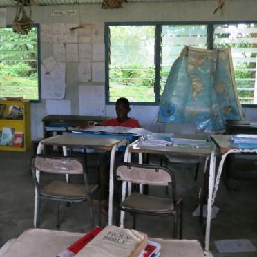 瓦努阿圖Ambrym Craig Cove學校