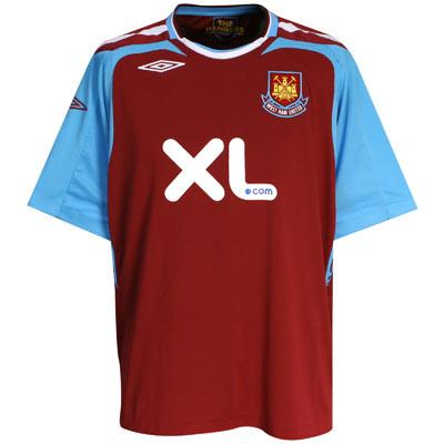 New West Ham Kit