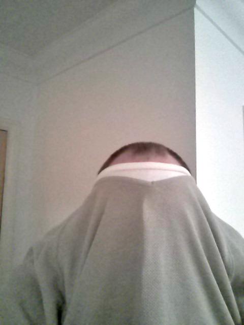 My Sunday Photo - Hiding