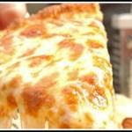 A joke about pizza