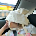 My Sunday Photo – My daughter trying to sleep
