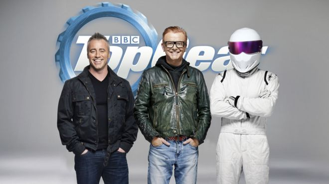 Matt LeBlanc announced as new Top Gear host alongside Chris Evans