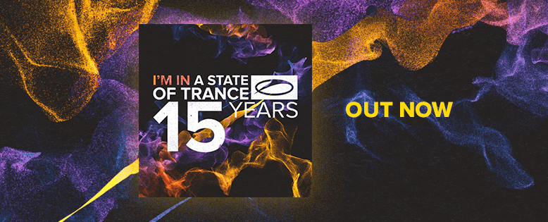 A State of Trance 15 Years Cover