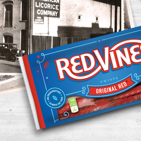 Red Vines Website