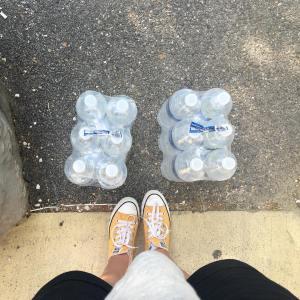 Ik dacht 12 flessen van 15 liter wel even naarhellip