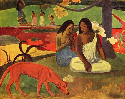 Paul-Gauguin-Arearea-MuseedOrsay