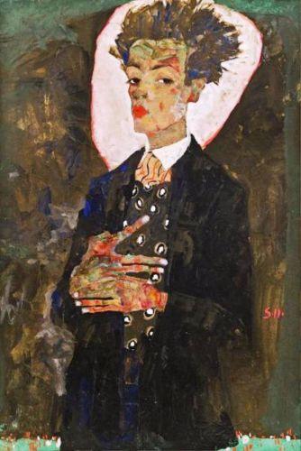 Egon-Schiele-Self-Portrait-1911-NeueGalerie