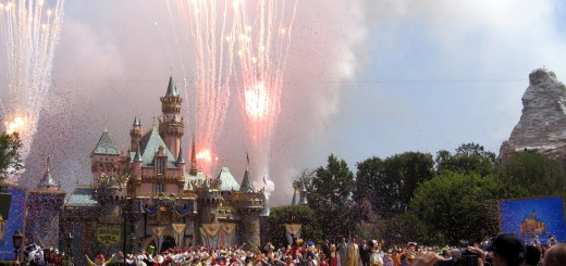 Disneyland's 50th Anniversary