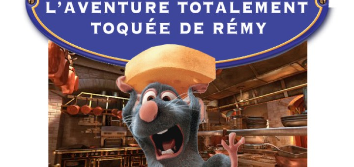 Ratatouille Attraction Opening July 10, 2014