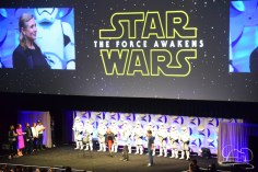 Star Wars The Force Awakens Panel Star Wars Celebration Anaheim-64